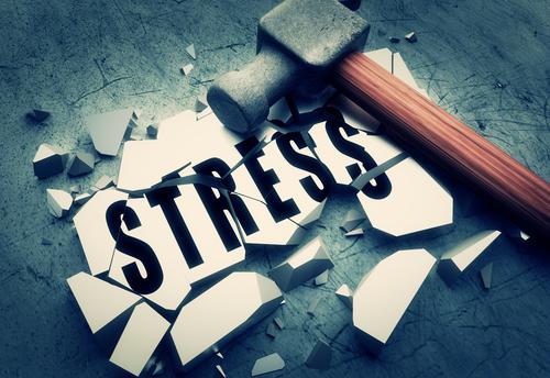 Smashing stress