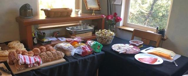 AWSNA Event Food