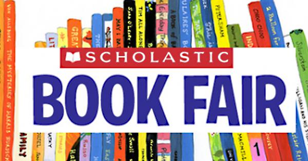 A Scholastic Book Fair is coming to our school!