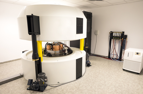 Cyclotron for radionuclides synthesis and isotope production in an oncology laboratory in a hospital in Sofia
