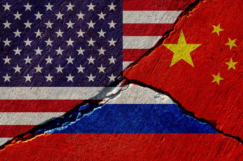 US Russia China cooperation