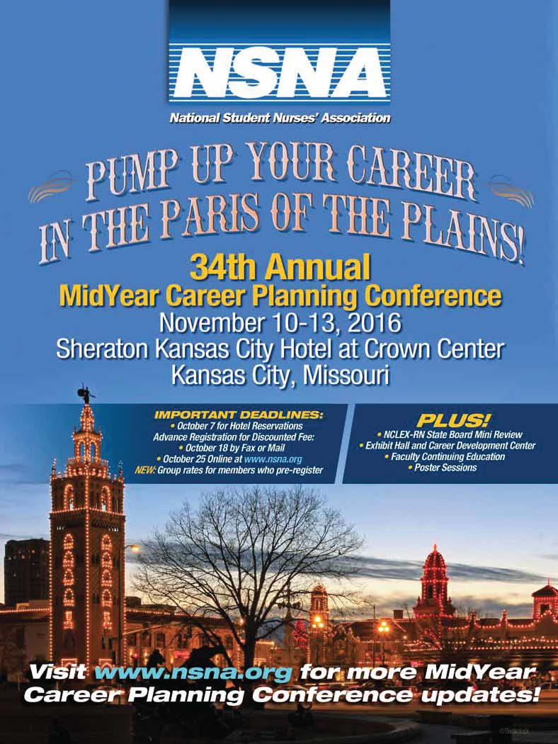 MidYear Conference Brochure