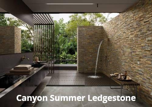 Canyon Ledgestone