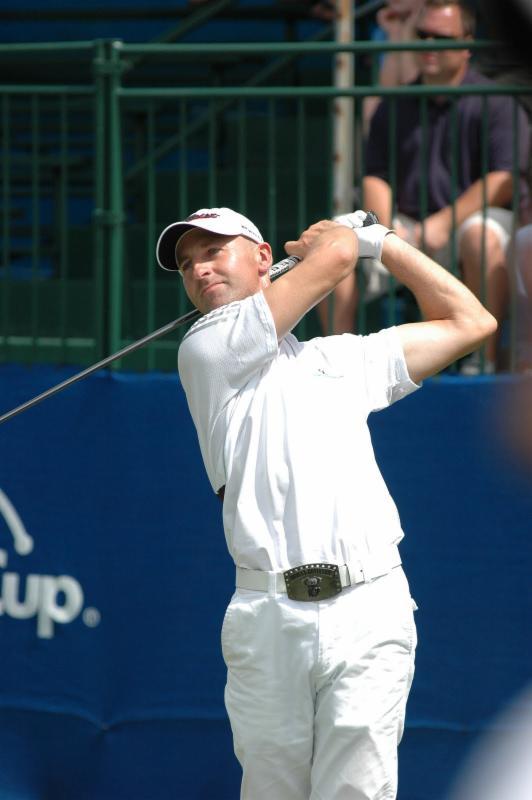 PGA tour debut
