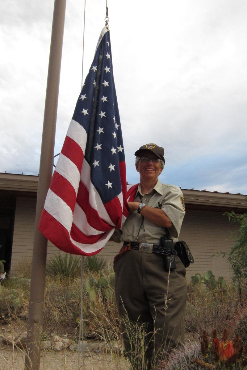 2011 saguaro flag