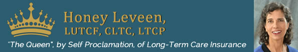 Honey Leveen, The Queen of Long-Term Care Insurance
