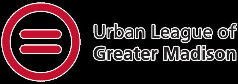 Urban League ULGM Logo with white glow
