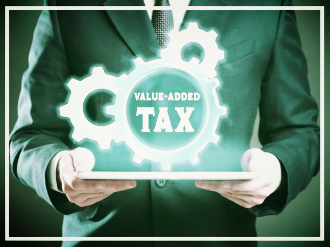 value added tax image