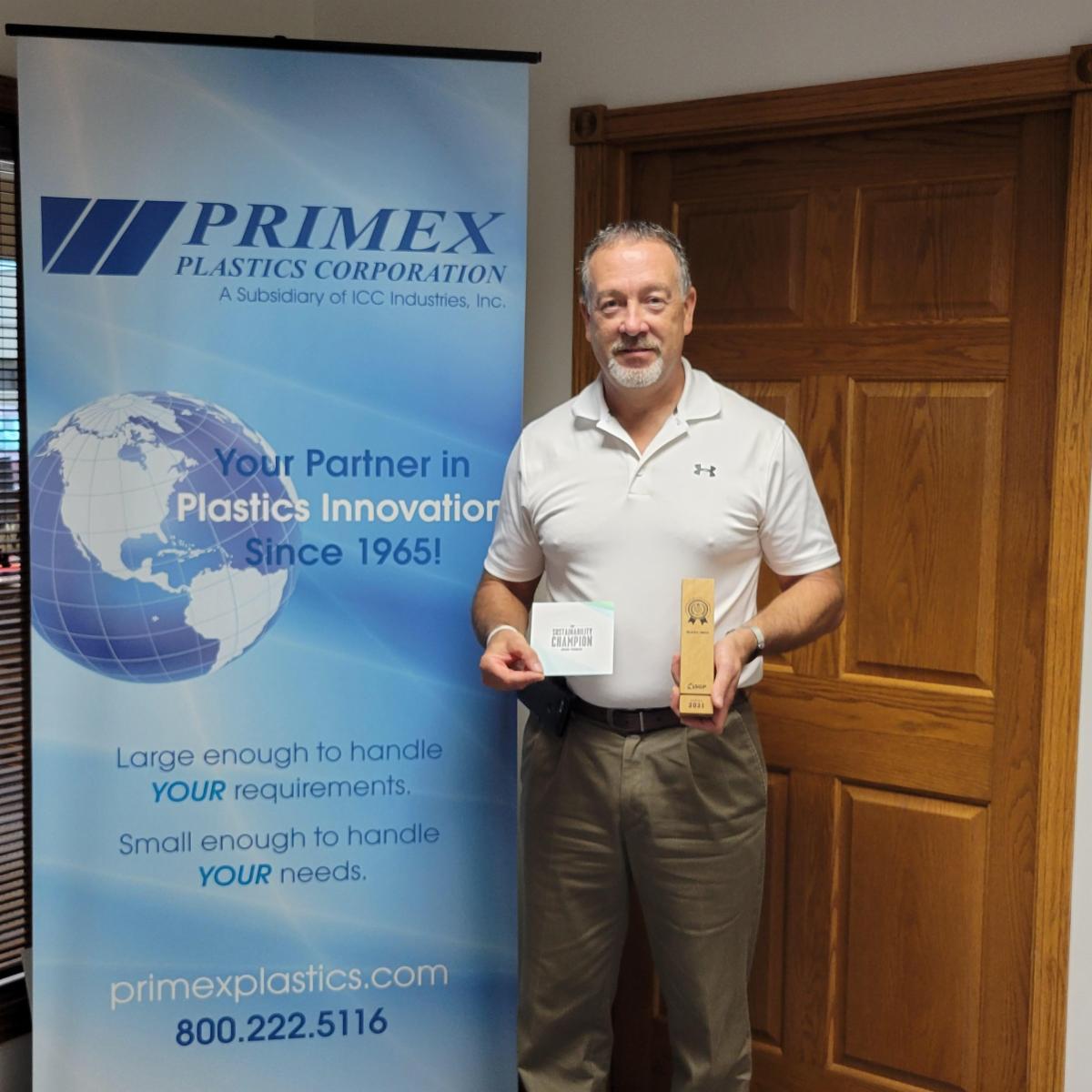 Blake Pace Primex Plastics