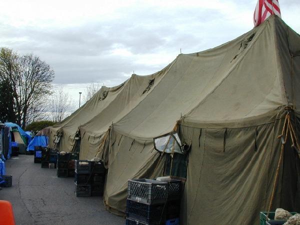 Tent City 3 at Saint Marks (2007)