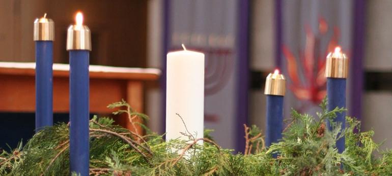 SMC Advent 3, wreath