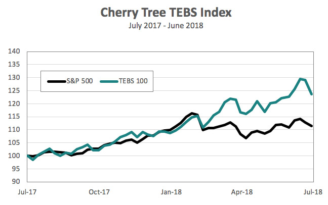 Cherry Tree TEBS Newsletter – June 2018 Transactions and Valuations