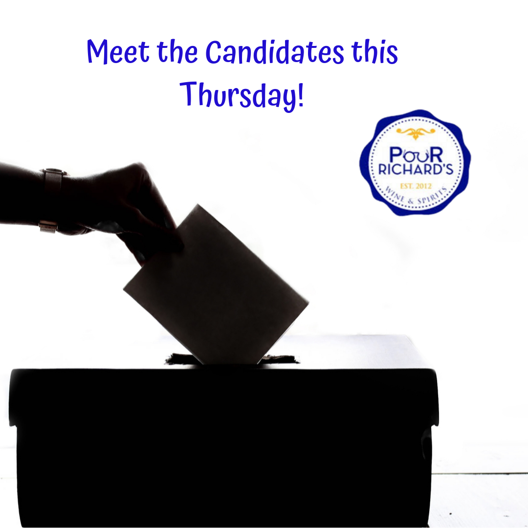Reminder: Candidate Night - tonight - Oct 10 at 6:30 PM
