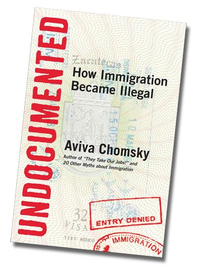 Undocumented book cover