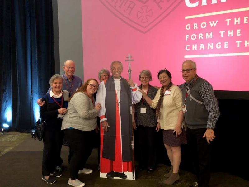 Grace Delegation 2018