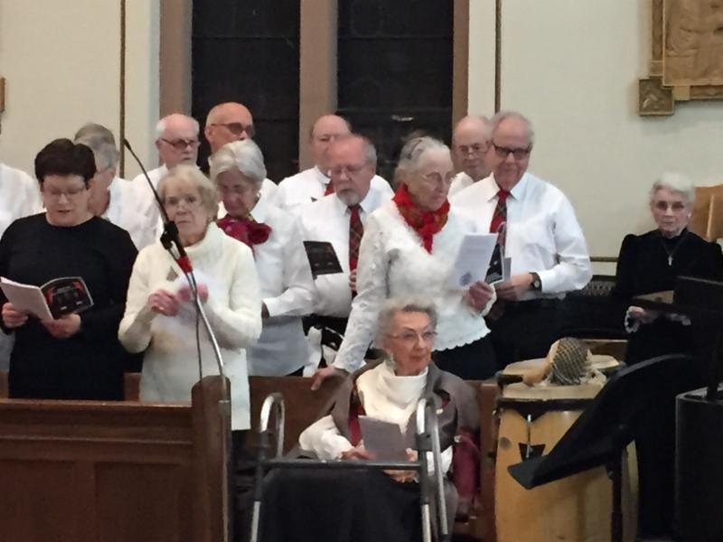 Grace Choir 2018