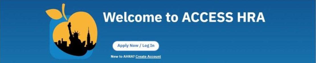 Screenshot from ACCESS HRA web-based app