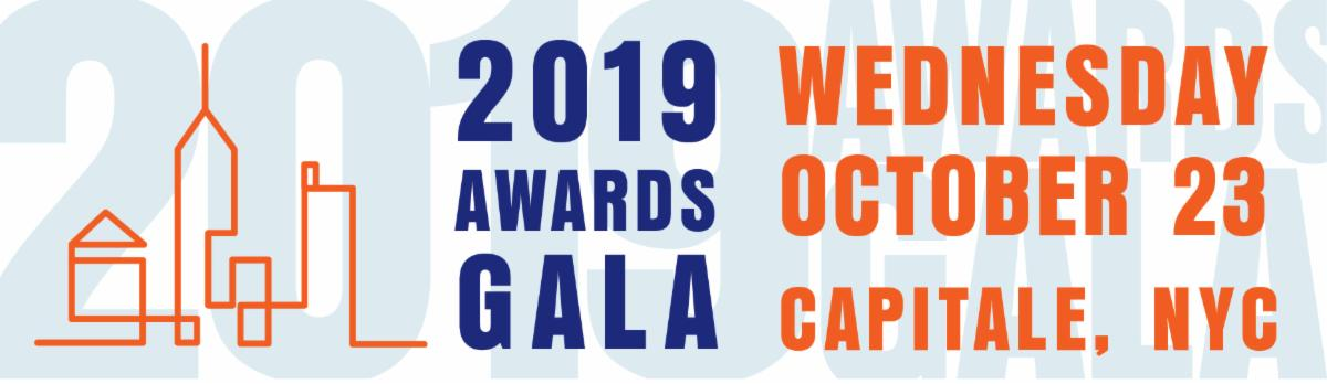 2019 Awards Gala Wednesday October 23 Capitale NYC