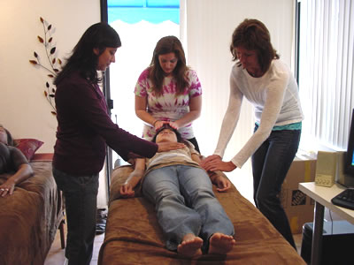 Group reiki