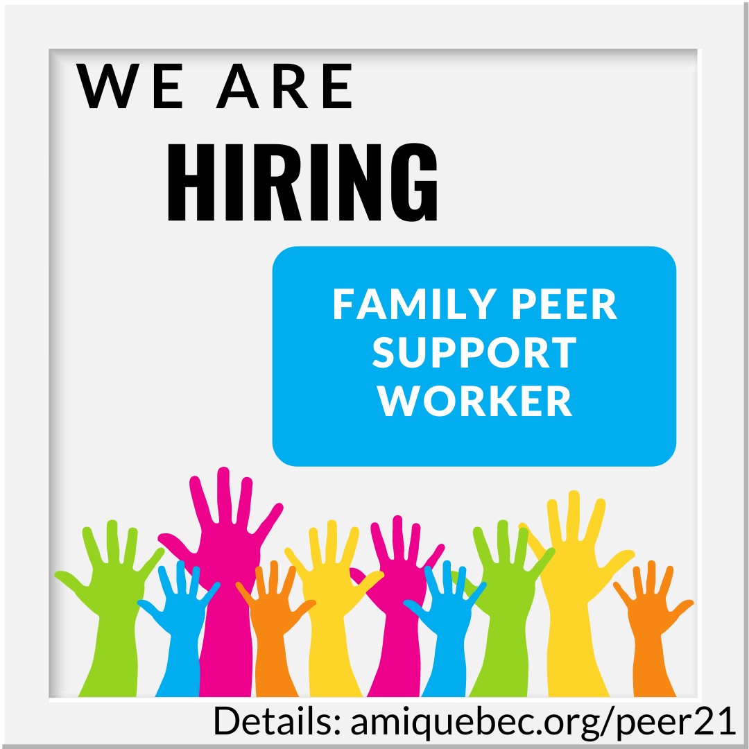 Family Peer Support Worker