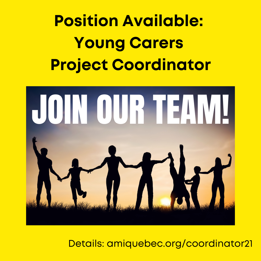 Young Carers Project Coordinator