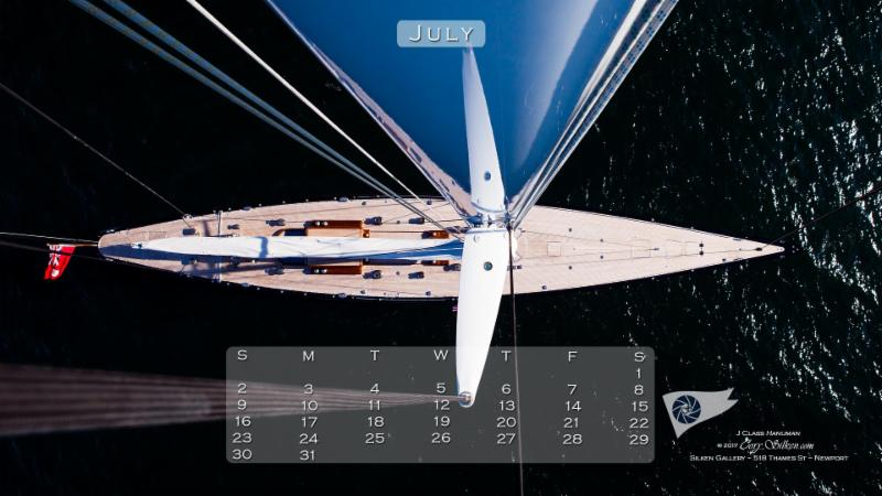 News: Bacardi Sailing Week, Maxi 72, U2 Concert, July Calendar