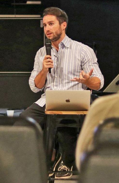 Photo of Daniel Villarinho de Barros