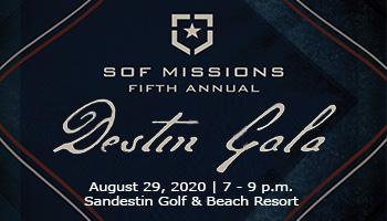 SOF Missions Gala