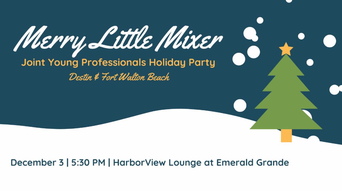 YP Merry Little Mixer 2020