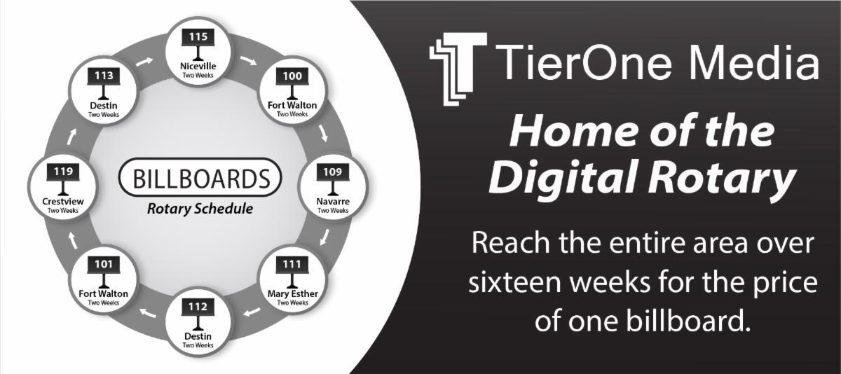 TierOne Media Banner