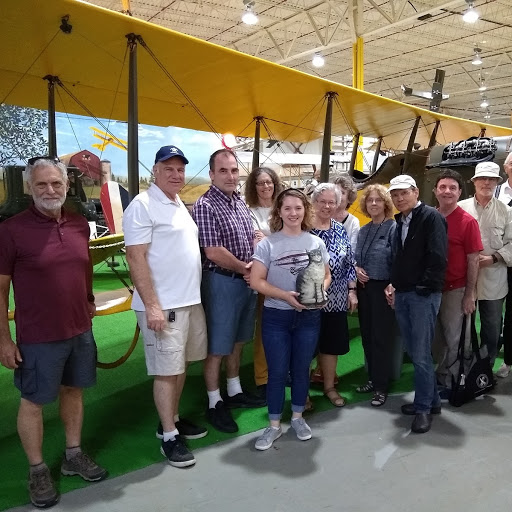 At Curtiss Museum