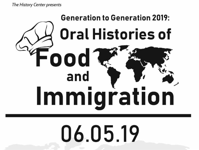 Oral Histories of Food and Immigration