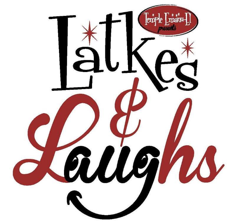 Latkes & Laughs