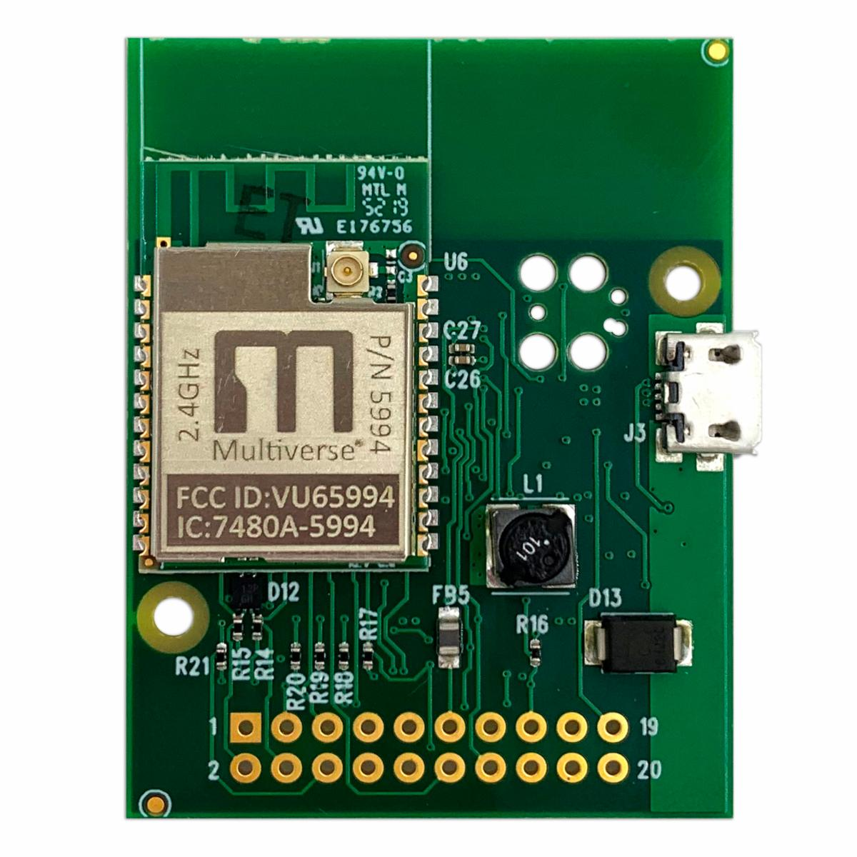 Multiverse Receiver Card 2.4GHz _5906_