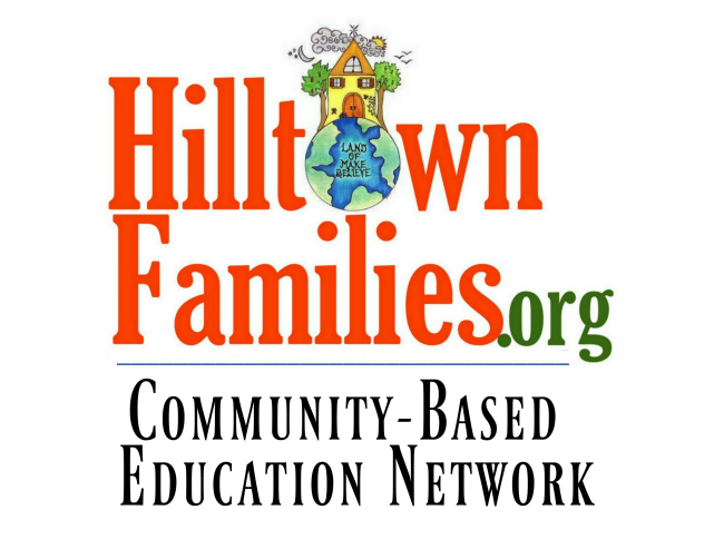 Partner with Hilltown Families, the region's go-to, online resource for community-base learning opportunities in Western Massachusetts!