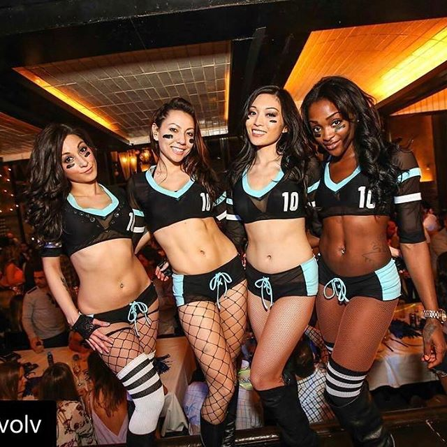 It doesn't get much better than @lavolv for the Big Game #superbowl51 #lasvegas