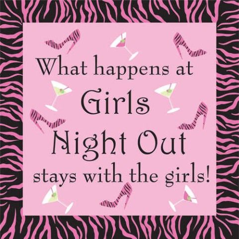 what is girls night out