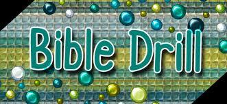 bible drill logo
