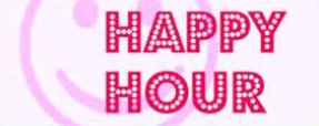 Happy Hour Smiley Face