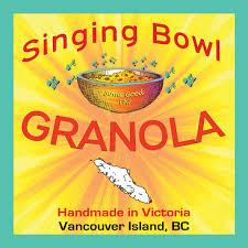 Singing Bowl Granola Logo.