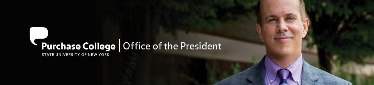 E-mail header for the Office of the Interim President Dennis Craig