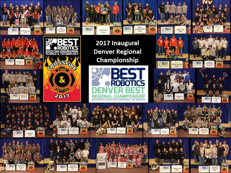 2017 Team Championship Collage