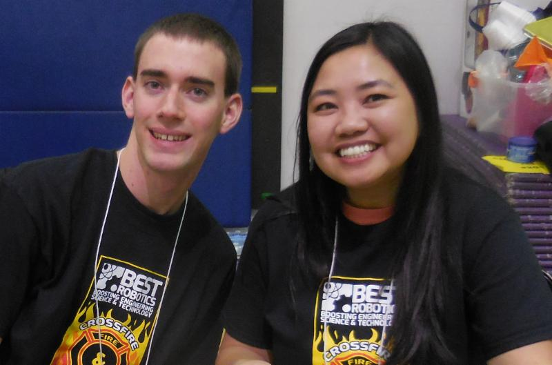 2017 Crossfire Regional Volunteers