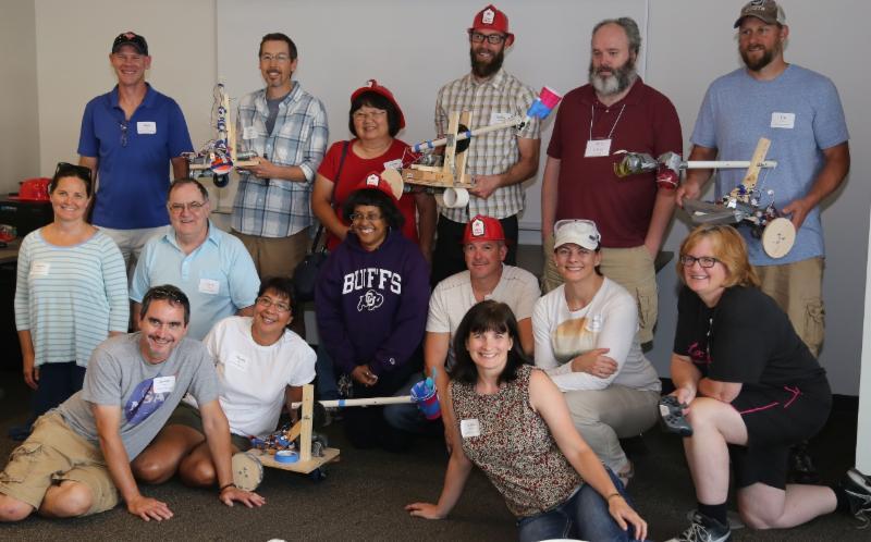 2017 TMI Teachers and Mentors