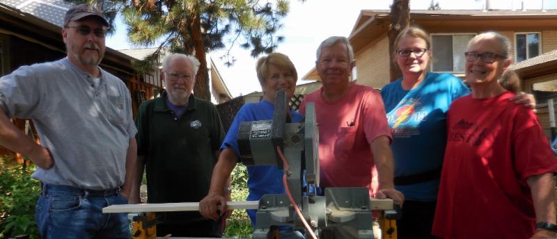 2017 Cut Day Volunteers