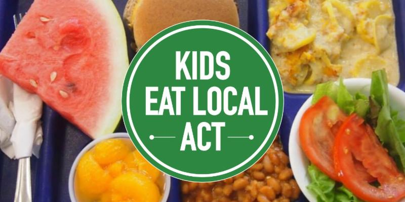Kids Eat Local Act
