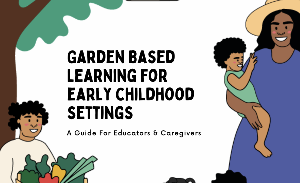Cover of Garden Based Learning for Early Childhood Settings
