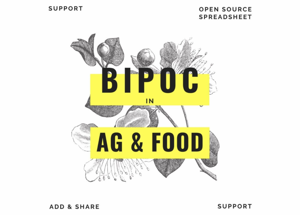 BIPOC in Ag and Food Resource Guide