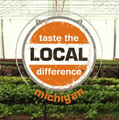 Taste the Local Difference logo