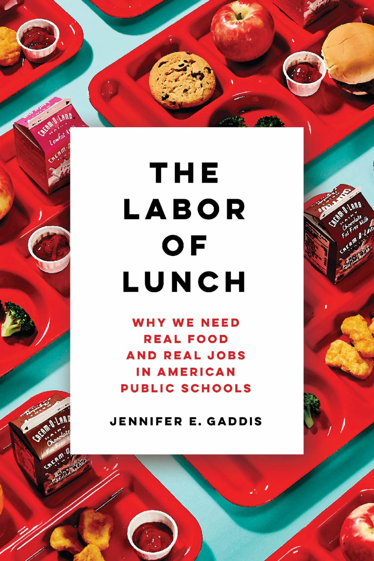 "Cover of ""The Labor of Lunch"""